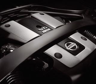 VQ37VHR 引擎