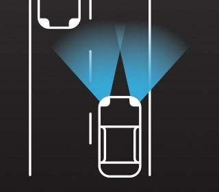 AHB遠近光燈自動調節系統