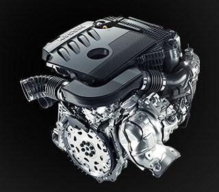 VC-Turbo可變壓縮比渦輪增壓引擎