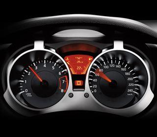 Moto GP冷光儀表板