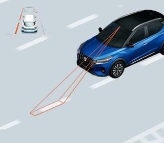 LDW車道偏離警示系統