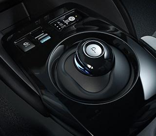 電動車專屬排檔旋鈕