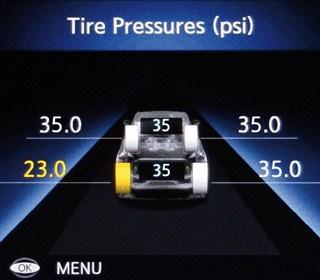 TPMS胎壓偵測系統
