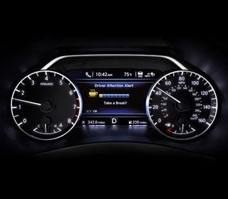 DAA駕駛注意力警示系統