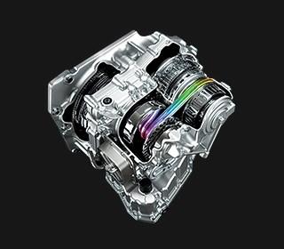 全新第五代X-CVT無段自動變速系统(附Ds檔)