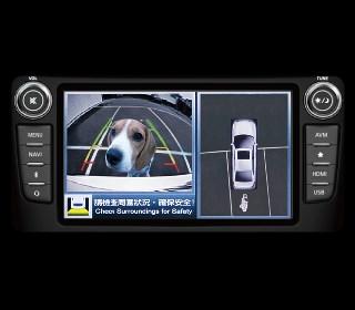 AVM 360°環景影像監控系統