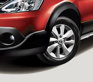 主動安全 - 四合一煞車系統