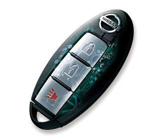 I-Key感應式鑰匙