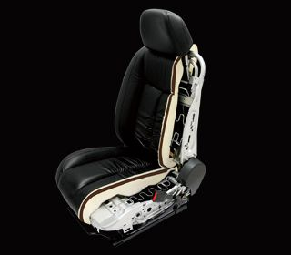 VIP三層式紓壓座椅
