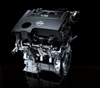 十大最佳引擎-VQ引擎