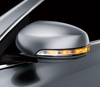 後視鏡LED指示燈