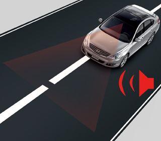 LDWS車道偏移警示系統
