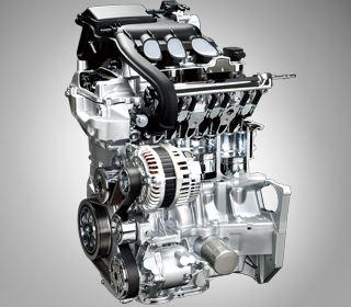 全新HR 16DE鋁合金節能引擎