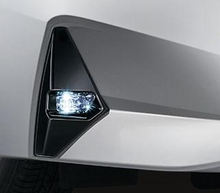 LED 造型霧燈