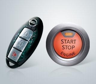 智慧型I-Key+Push Start引擎啟動系統