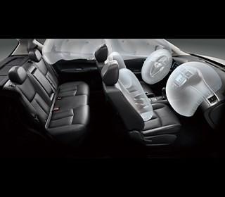 6SRS包覆式安全輔助氣囊